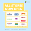 Store Reopening (July 21st)