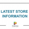 LATEST STORE INFORMATION