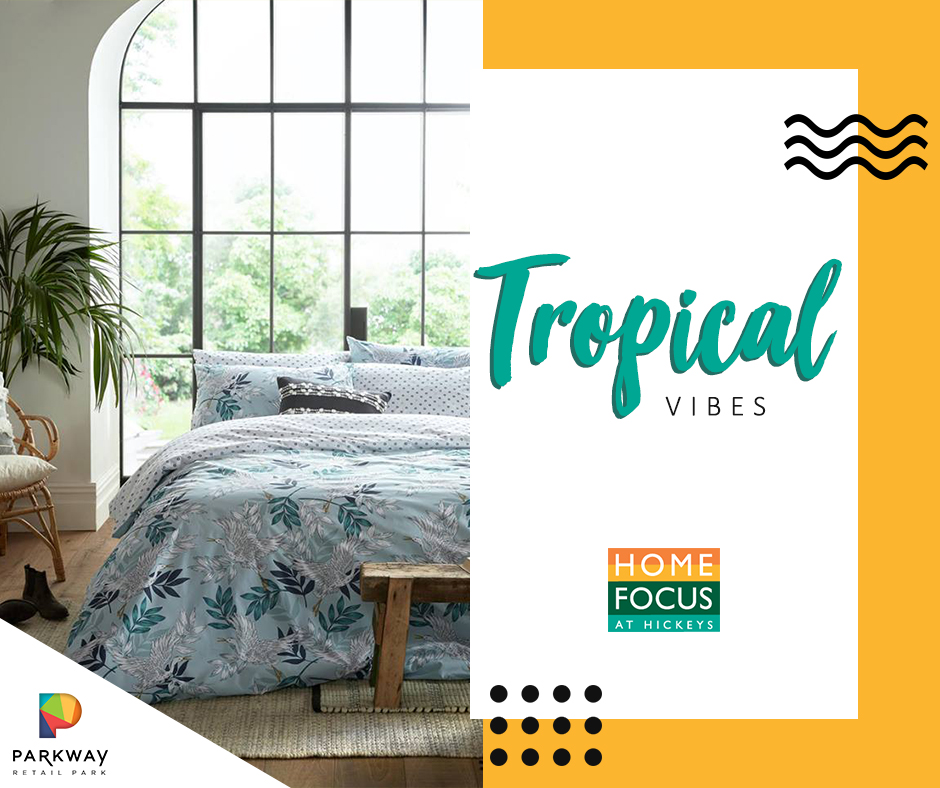 Tropical Vibes in your home!